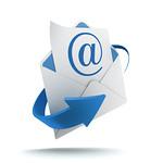 Image de contact par e-mail